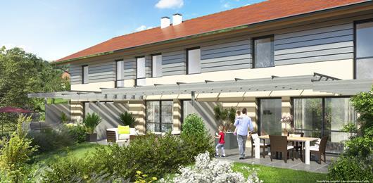 maison neuve 74350 Copponex 4807-promotion 3 chambres