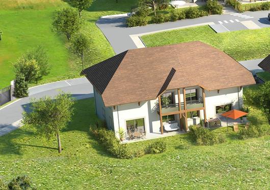 maisons neuves faucigny près de bonneville