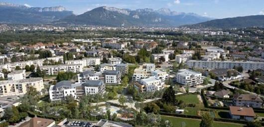 Programme immobilier neuf Meythet-Annecy 74