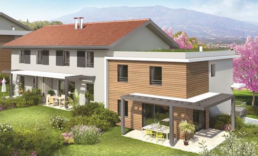 maison neuve 74930 Reignier-Esery